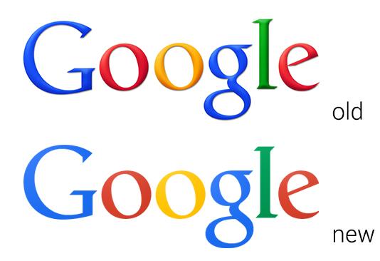 طراحی مجدد لوگو گوگل