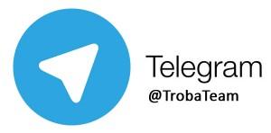 عضویت در کانال تلگرام تروبا