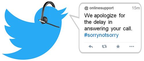پاسخدهی از طریق توییتر