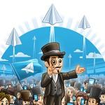 رشد تلگرام بدون تبلیغات